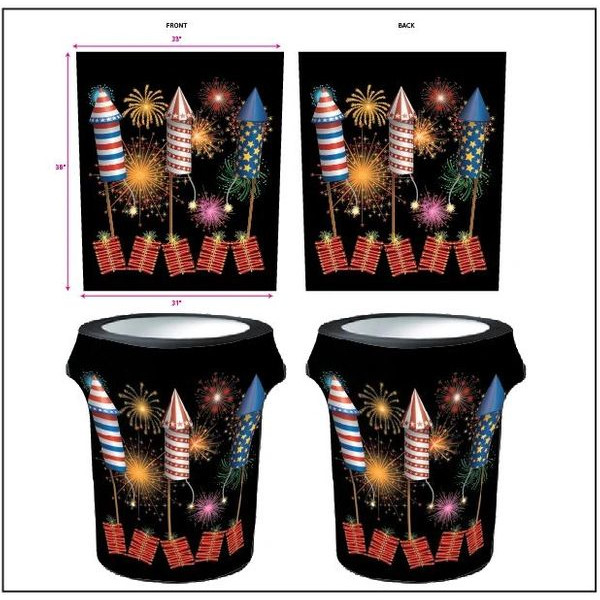 Fireworks Bin Cover 2