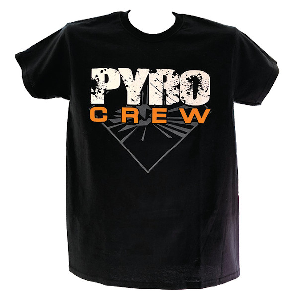 PN142 PYRO CREW SHORT SLEEVE