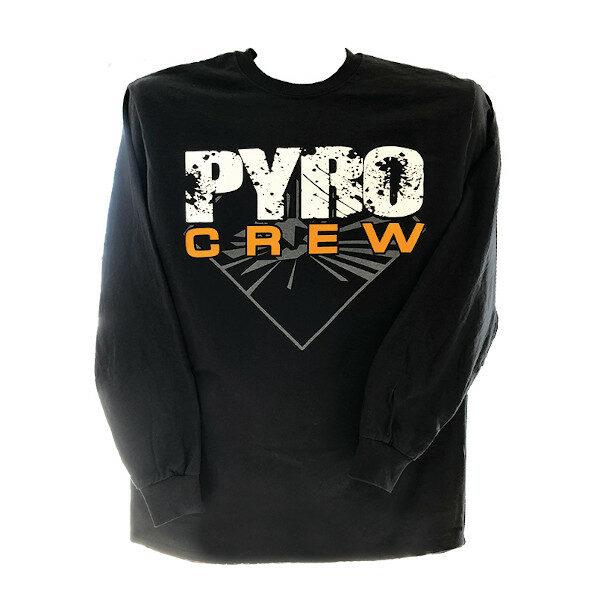 PN143 PYRO CREW LONG SLEEVE