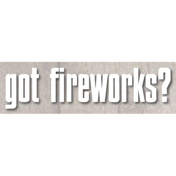 PNVCS GOT FIREWORKS