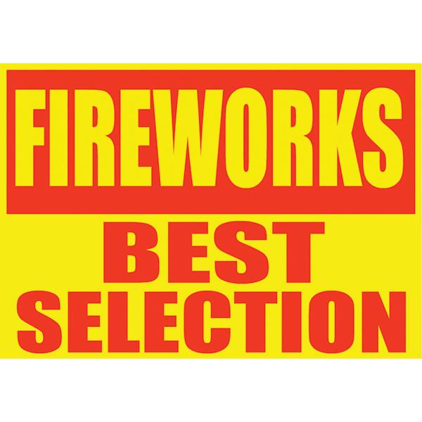 PNFAS-BS FIREWORKS BEST SELECTION