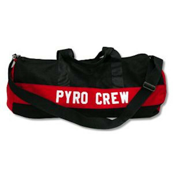 Pyro Crew Cotton Canvas Gear Bag